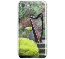 Harp and Moss iPhone Case/Skin