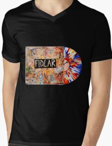 fidlar band Mens V-Neck T-Shirt