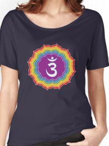Third Eye chakra Women's Relaxed Fit T-Shirt