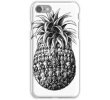 Ornate Pineapple iPhone Case/Skin