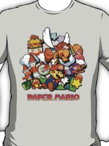 Paper Mario T-Shirt