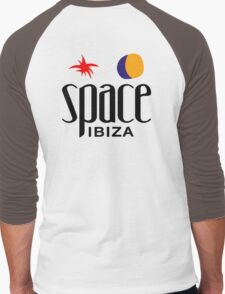The Space Ibiza Men's Baseball ¾ T-Shirt