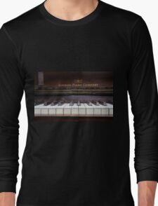 My Old Piano Long Sleeve T-Shirt