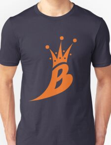 Lil' Kim The Queen Bee Collection Logo - Orange  Edition Unisex T-Shirt