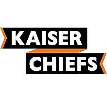 kaiser chiefs 2 Photographic Print
