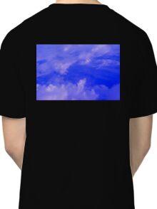 Aerial Blue Hues III  Classic T-Shirt
