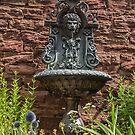 The Wall Fountain  by John  Kapusta