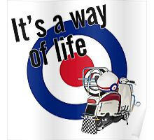 It's a way of life Poster