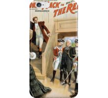 Performing Arts Posters The singing comedian Andrew Mack in his new play The rebel a drama of the Irish rebellion by James B Fagen 1336 iPhone Case/Skin