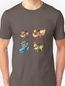 Pokemon: Eevee Evolution Unisex T-Shirt