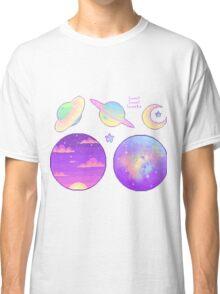 PASTEL SPACE TUMBLR  Classic T-Shirt
