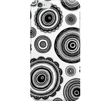 Indian-inspired doodle iPhone Case/Skin