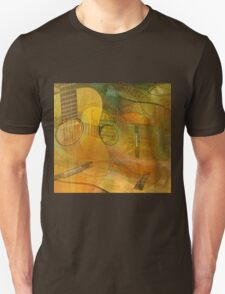 Guitar Study Two 2016 Unisex T-Shirt