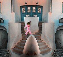 Santorini dream by Matt Mawson