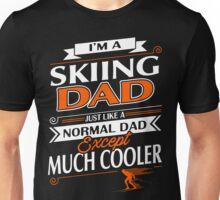 SKIING DAD Unisex T-Shirt