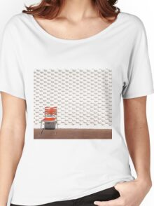Gallery Wall and Chair Women's Relaxed Fit T-Shirt