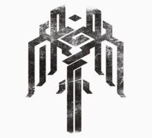 Kirkwall crest grunge One Piece - Short Sleeve