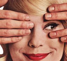 Playboy May 1961 II Sticker