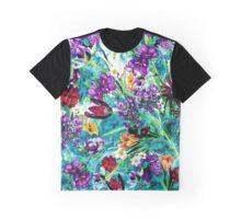 Floral Jungle Graphic T-Shirt