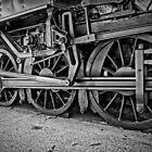 Big Wheels of Steam by TonyCrehan