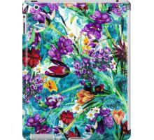 Floral Jungle iPad Case/Skin