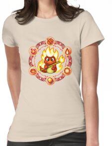 Salamando Womens Fitted T-Shirt