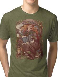NOUVEAU FOLK WITCH Tri-blend T-Shirt