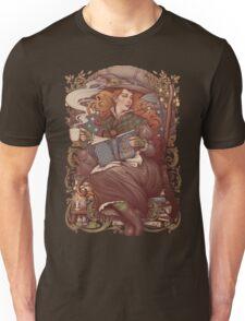 NOUVEAU FOLK WITCH Unisex T-Shirt