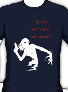 Black Widow [dark] T-Shirt