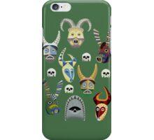 Tiki Crew iPhone Case/Skin