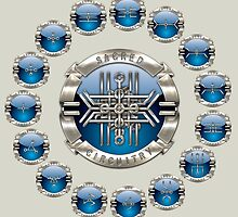 Sirian Sacred Circuitry: All-in-One by Serge Averbukh