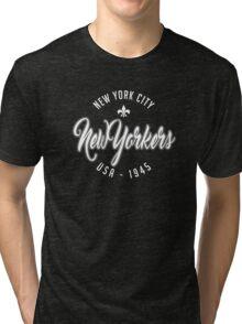 Brotherhood of New York Tri-blend T-Shirt