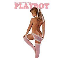 Playboy November 1974 Photographic Print