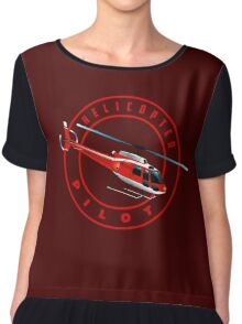 ASTAR Helicopter pilot Chiffon Top