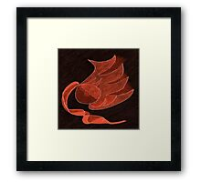Galaxy: Whirlpool Framed Print