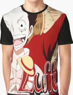 luffy hat Graphic T-Shirt