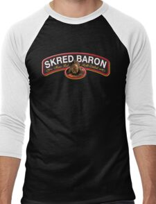 SKRED RED!! Men's Baseball ¾ T-Shirt