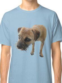 Border Terrier serenity Classic T-Shirt