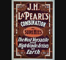Performing Arts Posters JH La Pearls combination of sure hits the most versatile and high grade artists on earth 0461 Unisex T-Shirt