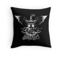 One Crest To Rule Them All Throw Pillow