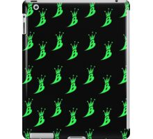 Lil' Kim The Queen Bee Logo Collection - ALL OVER PRINT EDITION (Green) iPad Case/Skin