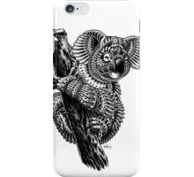 Ornate Koala iPhone Case/Skin