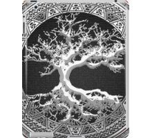Treasure Trove: Celtic Tree of Life [Silver] iPad Case/Skin