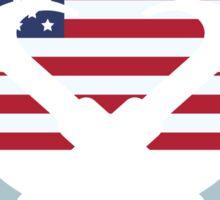 Happy Labor Day Emblem Sticker