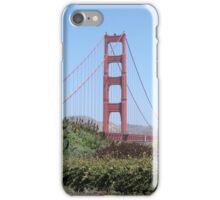 San Francisco Golden Gate iPhone Case/Skin