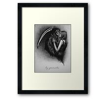 By Your Side Framed Print