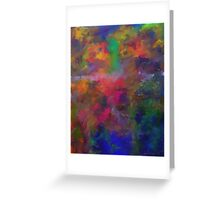 Whispering Midnight Greeting Card