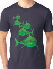 Haie - sharks version 1 Unisex T-Shirt