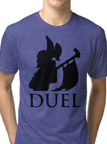DUEL - The Legion Commander Tri-blend T-Shirt