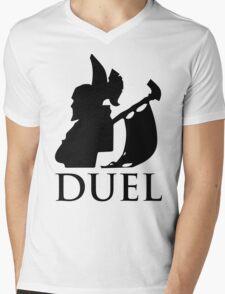 DUEL - The Legion Commander Mens V-Neck T-Shirt